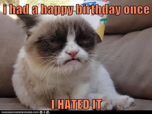 Grumpy Cat,birthday
