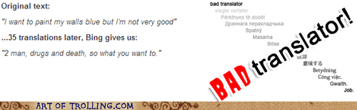 Bad Translator kitchen - 7145511936