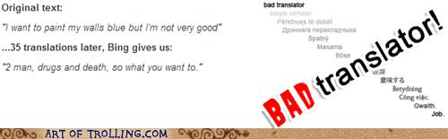Bad Translator kitchen - 7145511936