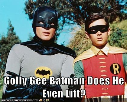 do you even lift robin batman - 7146034176