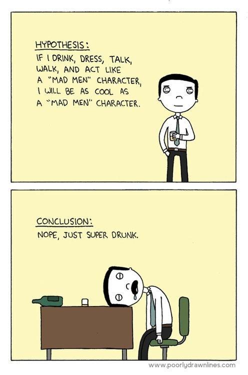 poorly drawn lines drunk comics - 7147805184