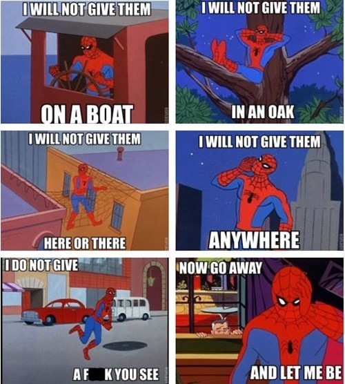 rhyme Spider-Man dr seuss - 7147831296