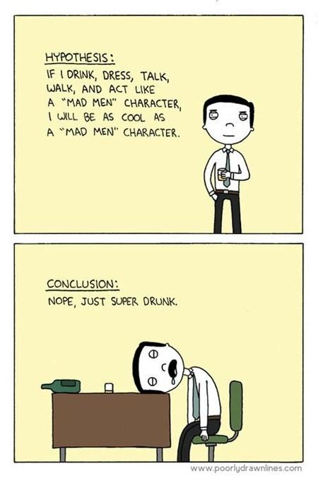 drunk mad men comic - 7147862272
