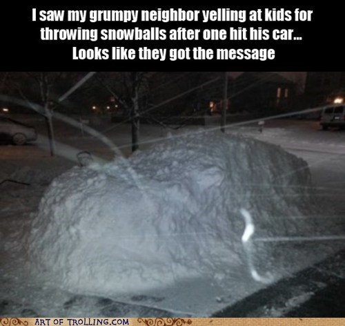 kids snow neighbor - 7148184064