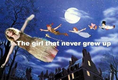 taylor swift,peter pan,walt disney