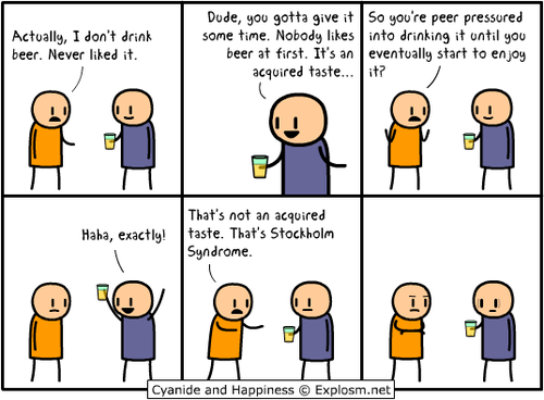 beer alcohol cyanide and happiness comics - 7148265984