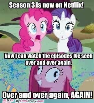 Season 3 on Netflix