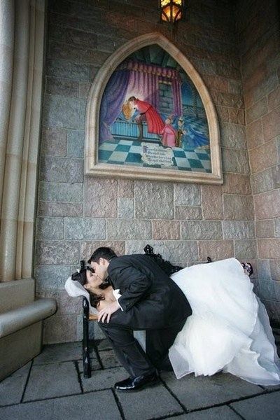 princess disney Sleeping Beauty KISS