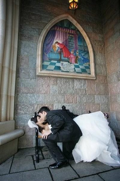 princess disney Sleeping Beauty KISS - 7148715264