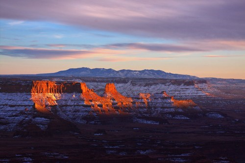 canyon sunrise landscape utah - 7148932608