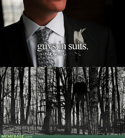 just girly things slender man things boys do - 7149043712