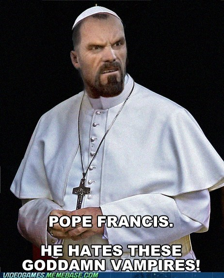 Left 4 Dead pope francis - 7149822720