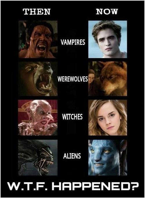 monster movies robert pattinson hollywood emma watson - 7150171392