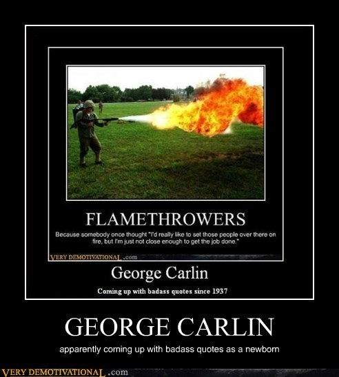 quotes,awesome,george carlin