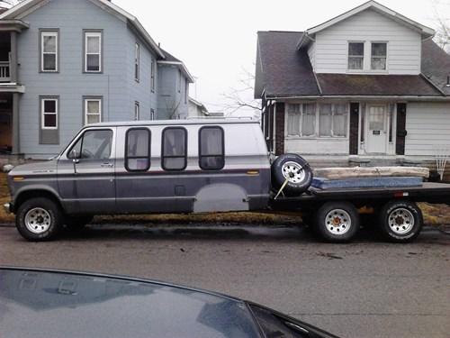 six wheelers vans trailers - 7150382336