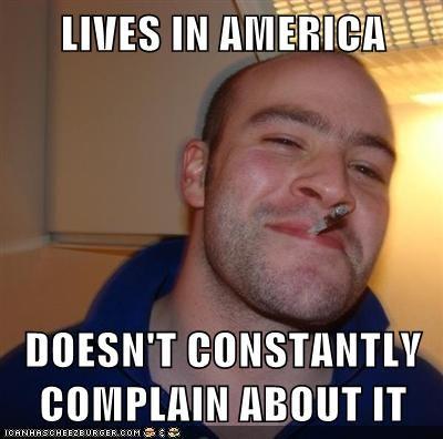murica america Good Guy Greg - 7150456320