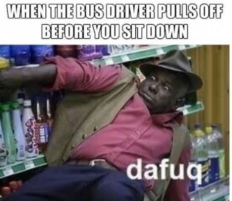 public transportation dafuq busses - 7150712832