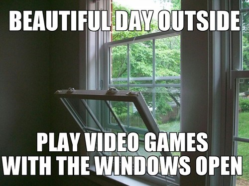 IRL windows outside video games - 7150780928