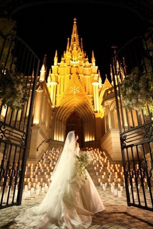 disney castles brides - 7150817792