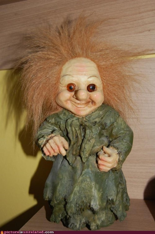 wtf,doll,nightmare fuel,trolls