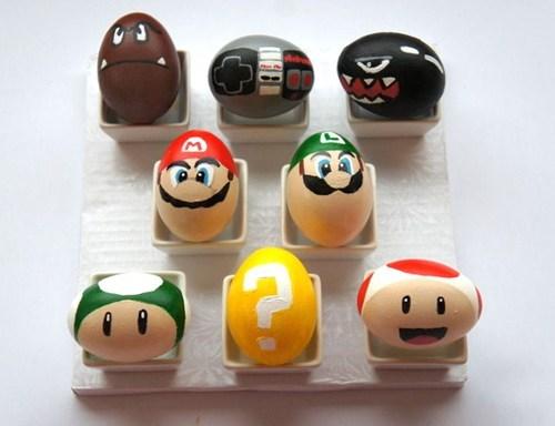 easter eggs nerdgasm video games Super Mario bros - 7151393024
