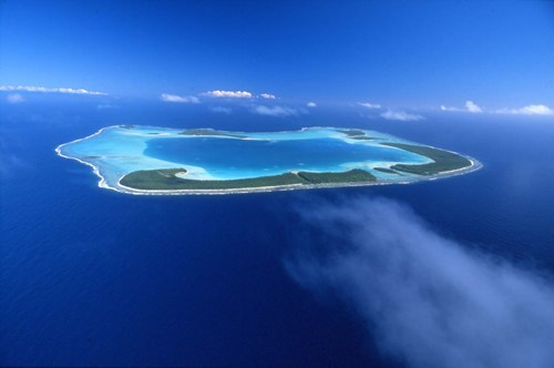 polynesia,island,ocean,landscape