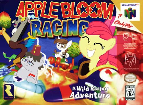diddy kong racing apple bloom video games - 7151517440