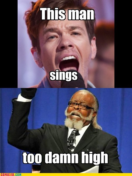 fun singing too damn high