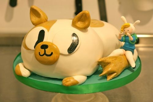 cake Fionna and Cake cartoons noms adventure time