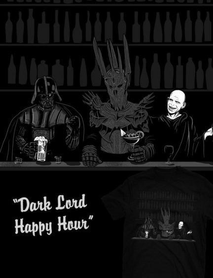 Even Evil Needs to Unwind Sometimes