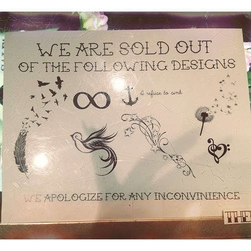 cliches signs sold out tattoo parlors g rated Ugliest Tattoos - 7153135360