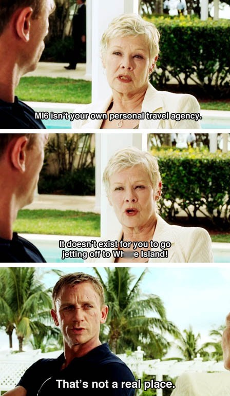 Daniel Craig,james bond,judy dench