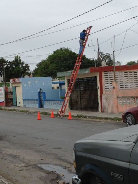 NSFW,ladder,electricians,not safe for work