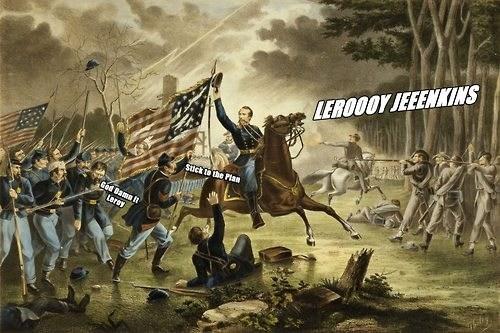 world of warcraft leeroy jenkins Memes - 7153264896