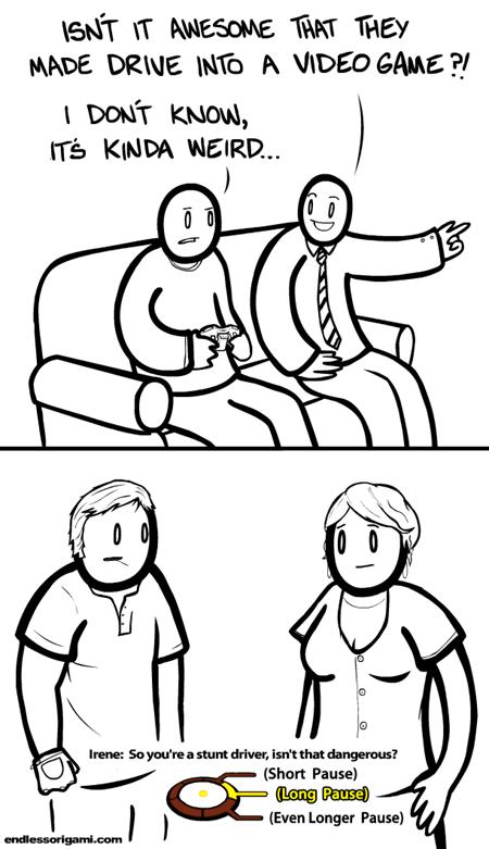 drive,Videogames