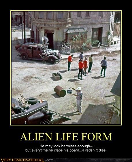 red shirts alien Star Trek - 7153383680