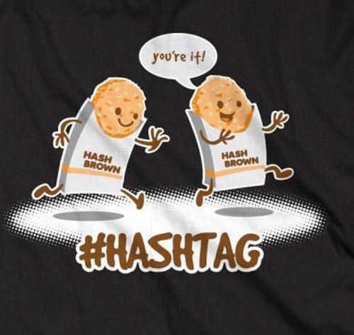 twitter hash tag hashbrowns - 7153562880