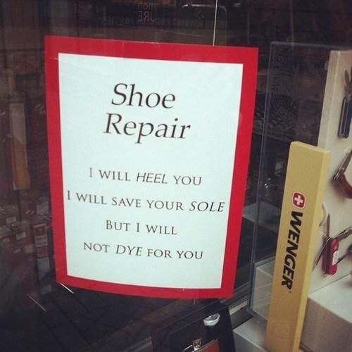 cobbler heel sole shoe - 7153567744