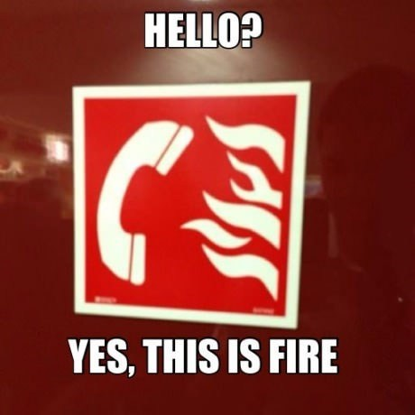 signs this is dog fire - 7153658112