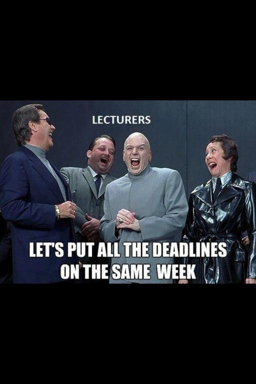 lectures,teachers,jerks,deadlines,g rated,School of FAIL