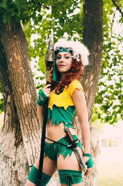 rogue cosplay savage lands - 7153823488
