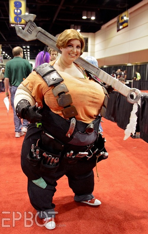 ellie cosplay borderlands 2 video games - 7153834752