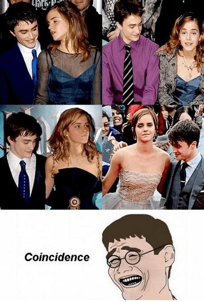 Daniel Radcliffe,Memes,emma watson