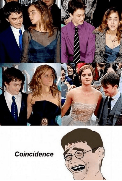 Daniel Radcliffe Memes emma watson - 7153838592