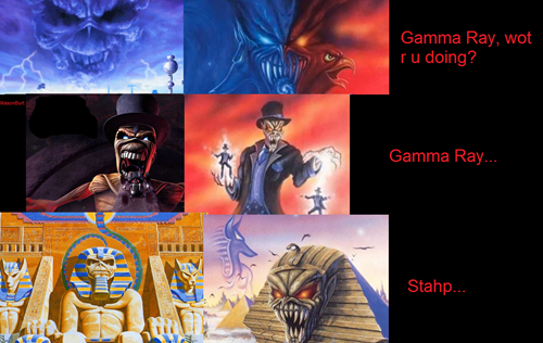 gamma ray,iron maiden,heavy metal,album covers
