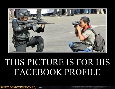 soldier facebook profile