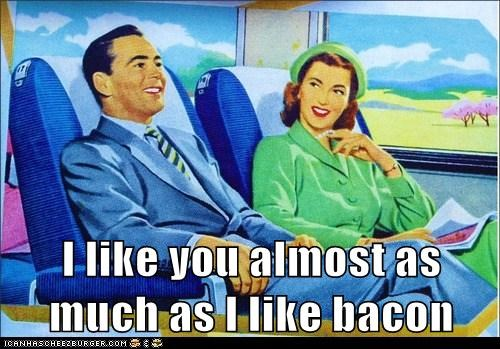 reto,train,bacon