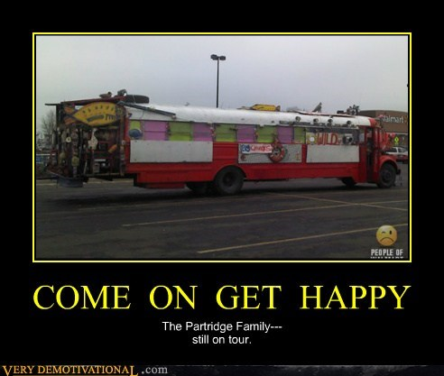 old partridge family bus - 7154543616