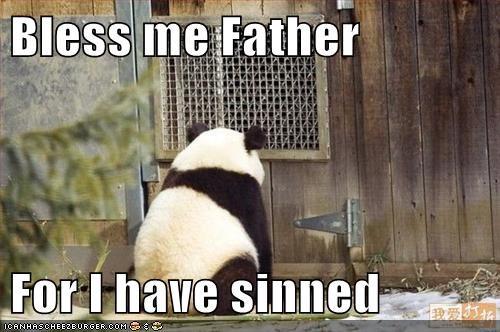 panda confessional - 7154651392