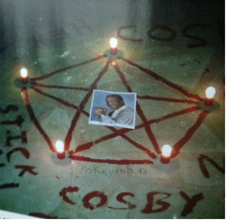 wtf bill cosby pentagrams - 7155297280